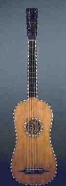 guitare Groselet