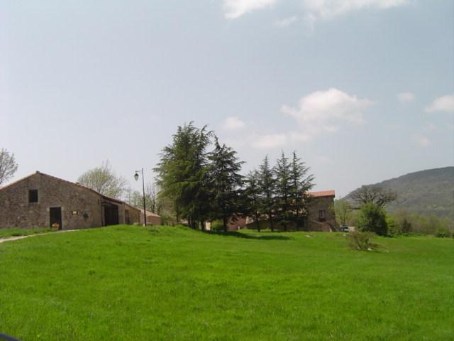 Le village de Moulès